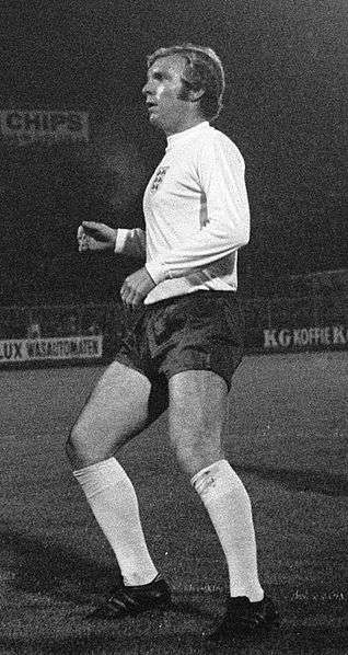 Bobby Moore 1969