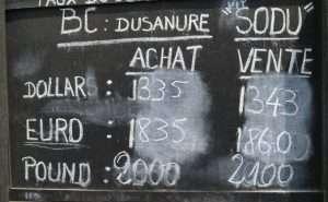 Burundi Exchange