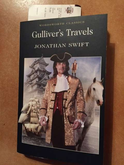 gullivers change throughout gullivers travels The notion of authorship is (as ever) problematic in gulliver's travels  there is  substantial pointed topical satire, the targets of swift's attack keep changing.