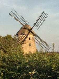 High Ham windmill
