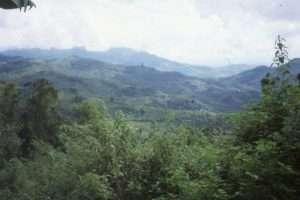 Mindanao landscape
