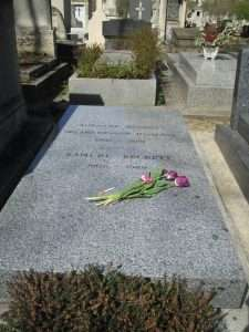 Beckett Grave