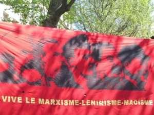 Communist banner