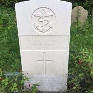 Hawarden headstone