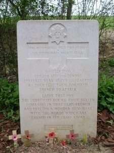 Devonshire Memorial